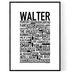 Walter Poster