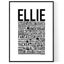 Ellie Poster
