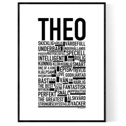 Theo Poster