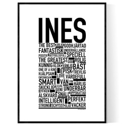Ines Poster