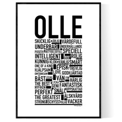 Olle Poster