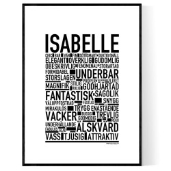 Isabelle Poster