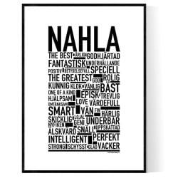 Nahla Poster