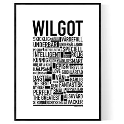 Wilgot Poster