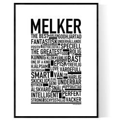Melker Poster