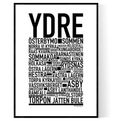 Ydre Poster