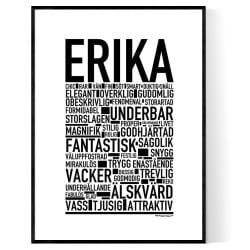 Erika Poster