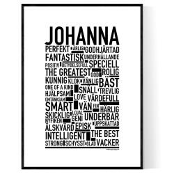 Johanna Poster