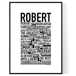 Robert Poster