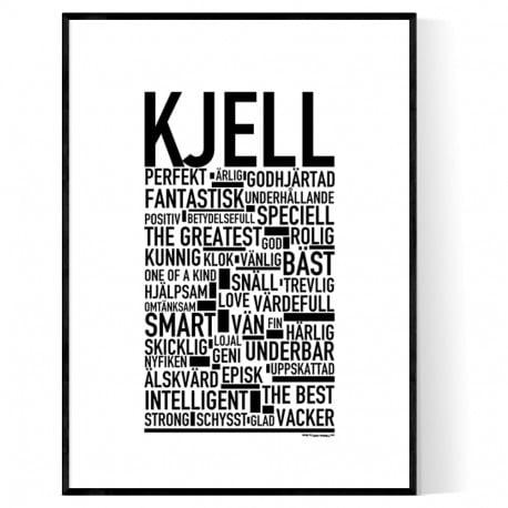 Kjell Poster
