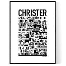 Christer Poster