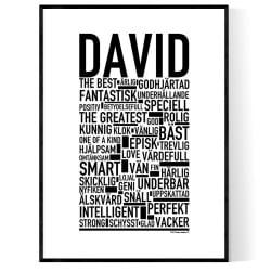 David Poster