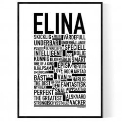 Elina Poster
