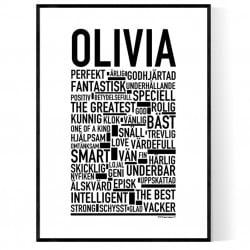 Olivia Poster