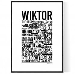 Wiktor Poster
