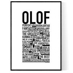Olof Poster