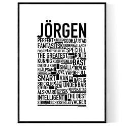 Jörgen Poster