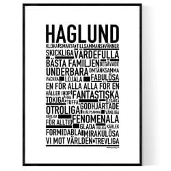 Haglund Poster