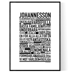 Johannesson Poster