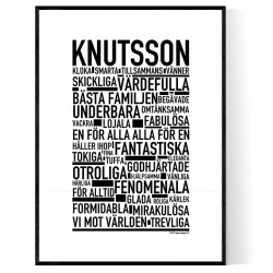 Knutsson Poster