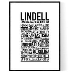 Lindell Poster