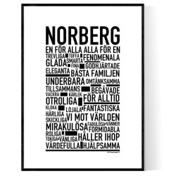 Norberg Poster