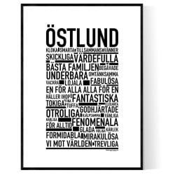 Östlund Poster