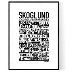 Skoglund Poster