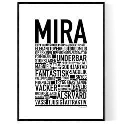 Mira Poster