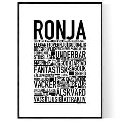 Ronja Poster