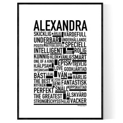 Alexandra 2 Poster