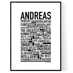 Andreas Poster