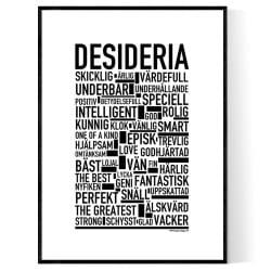 Desideria Poster