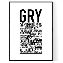 Gry Poster