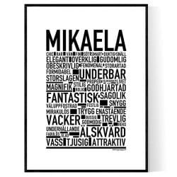 Mikaela Poster
