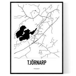Tjörnarp Karta