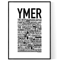 Ymer Poster