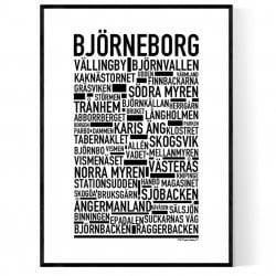 Björneborg Poster