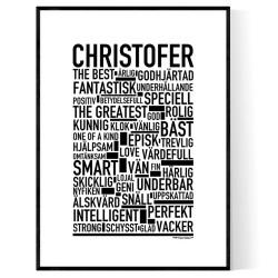Christofer Poster