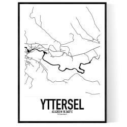 Yttersel Karta