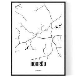 Hörröd Karta