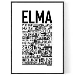 Elma Poster