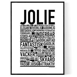 Jolie Poster