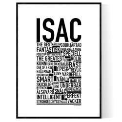 Isac Poster