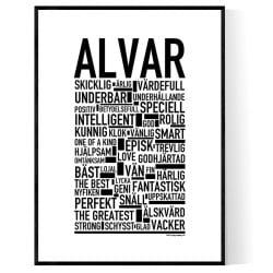 Alvar Poster