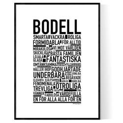 Bodell Poster