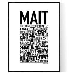 Mait Poster