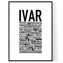 Ivar Poster