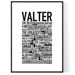 Valter Poster
