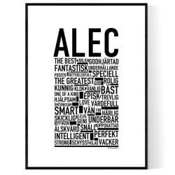 Alec Poster